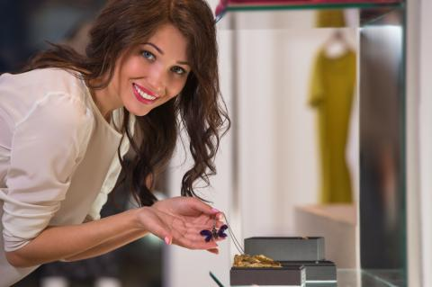 DDP shipment ensures that your international customers are as happy as her