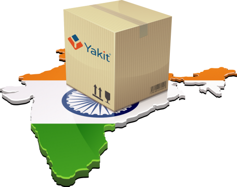 Yakit is an expert in international shipping to India