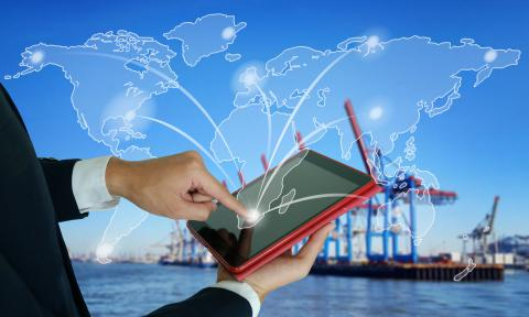 Technology connecting e-commerce merchants to international customers