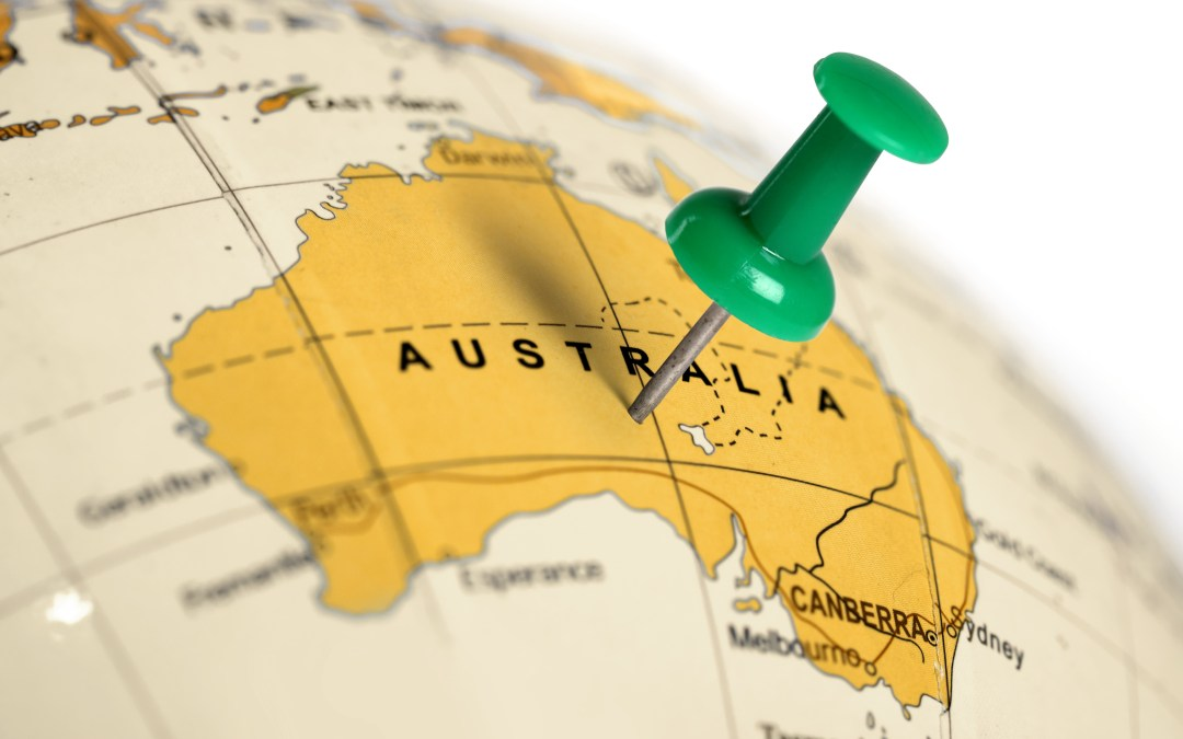 Australia - New GST on Low Value Imported Goods Effective July 1, 2018